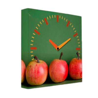 Настенные часы Яблоки PB-011-35 цена и фото