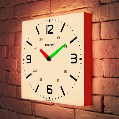 Световые часы BoxPop IV LB-504-35 boxpop lb 039 35