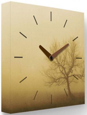 Световые часы Осенний туман LB-001-35 цена