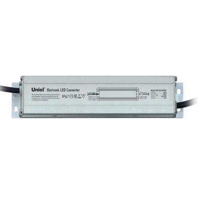 Фото - Блок питания для светодиодов Uniel (06010) 40W 3,3мА IP67 UET-VAL-040A67 блок питания для светодиодов uniel 10589 100w 4ма ip67 uet vaj 100b67