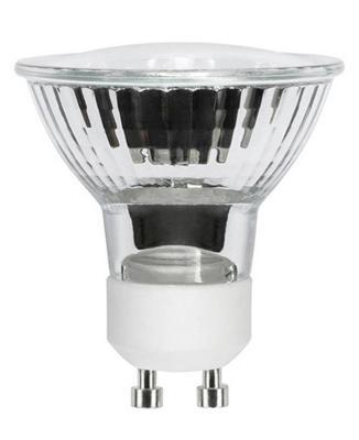 Картинка для Лампа галогенная полусфера Uniel 05408 GU10 35W 4000K JCDR-X35/4000/GU10