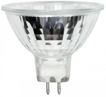 Лампа галогенная полусфера Uniel 05410 GU5.3 35W 4000K JCDR-X35/4000/GU5.3 галогенная лампа donar dn 38741 30 3v 200w ezl 02