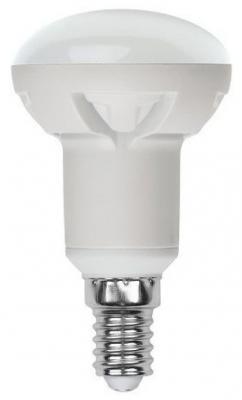 Лампа светодиодная диммируемая (08707) E14 6W 4500K рефлектор матовая LED-R50-6W/NW/E14/FR/DIM