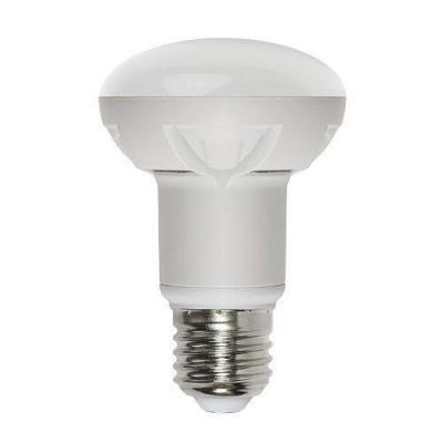 Лампа светодиодная рефлекторная Uniel Palazzo Dimmable E27 11W 3000K LED-R63-11W/WW/E27/FR/DIM uniel лампа светодиодная uniel диммируемая led a60 11w ww e27 fr dim plp01wh ul 00000687