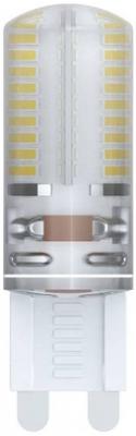 Лампа светодиодная капсульная Uniel 10712 G9 5W 3000K LED-JCD-5W/NW/G9/CL/DIM