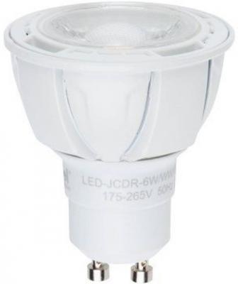 Лампа светодиодная рефлекторная Uniel 08700 GU10 6W 4500K LED-JCDR-6W/NW/GU10/FR/DIM/38D