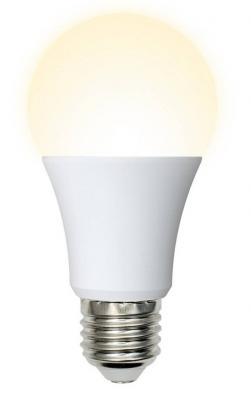 Лампа светодиодная шар Volpe LED-A60-8W/WW/E27/FR/DIM/O E27 8W 3000K