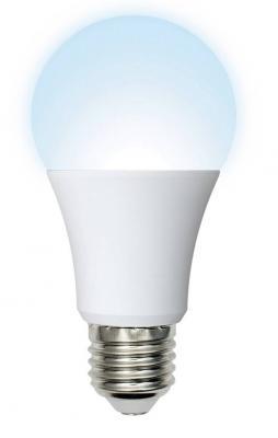 Лампа светодиодная шар Volpe LED-A60-8W/NW/E27/FR/DIM/O E27 8W 3000K