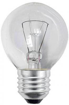 Лампа накаливания шар Uniel 01446 E27 40W IL-G45-CL-40/E27