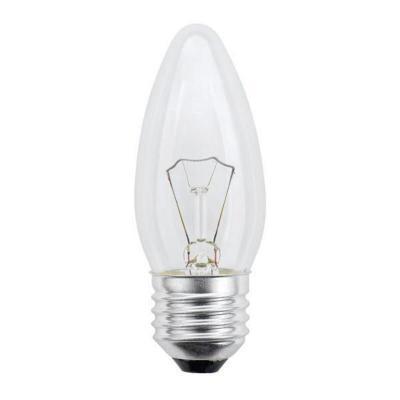 Лампа накаливания свеча Uniel 01826 E27 40W IL-C35-CL-40/E27 от 123.ru