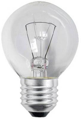 Лампа накаливания шар Uniel 01448 E27 60W IL-G45-CL-60/E27