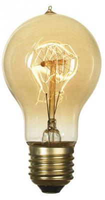 Лампа накаливания колба Lussole E27 60W 2700K GF-E-719
