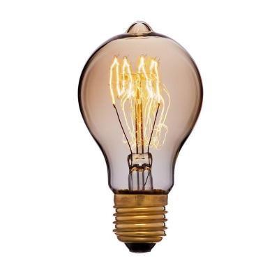 Лампа накаливания груша Sun Lumen A60 F1 E27 40W 2200K 051-866