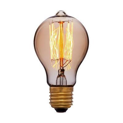 Лампа накаливания груша Sun Lumen A60 F2 E27 40W 2200K 051-873