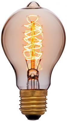 Лампа накаливания груша Sun Lumen A60 F5 E27 40W 2200K 051-880