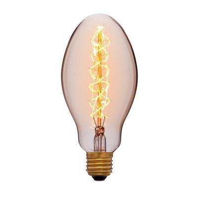 Лампа накаливания груша Sun Lumen E75 F5 E27 40W 2200K 052-054