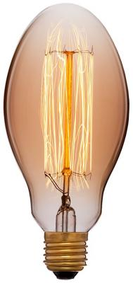 Лампа накаливания груша Sun Lumen E75 F2 E27 40W 2200K 052-047
