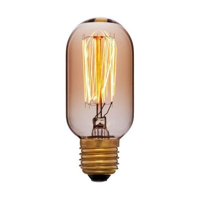 Лампа накаливания колба Sun Lumen T45 F2 E27 40W 2200K 051-934