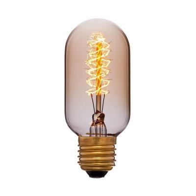 Лампа накаливания колба Sun Lumen T45 F5 E27 40W 2200K 051-941
