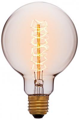 Лампа накаливания шар Sun Lumen G95 F5 E27 40W 2200K 052-009