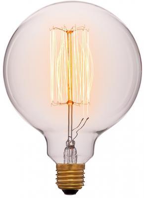 Лампа накаливания шар Sun Lumen G125 F2 E27 40W 2200K 052-016