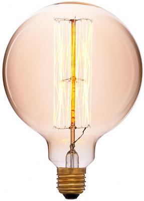 Лампа накаливания шар Sun Lumen G125 F2 E27 40W 2200K 052-023