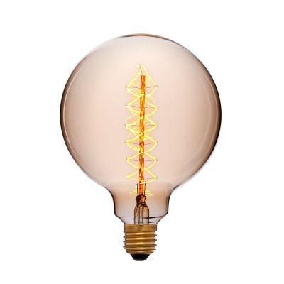 Лампа накаливания шар Sun Lumen G125 F2 E27 40W 2200K 052-030