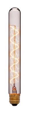 Лампа накаливания трубчатая Sun Lumen T30 225 F5 E27 40W 2200K 053-594