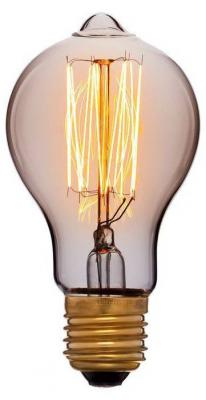 Лампа накаливания груша Sun Lumen E27 60W 2200K 052-214