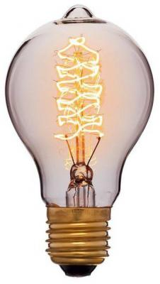 Лампа накаливания груша Sun Lumen E27 60W 2200K 052-221