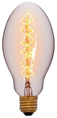 Лампа накаливания груша Sun Lumen E27 60W 2200K 053-433