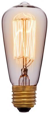 Лампа накаливания колба Sun Lumen E27 60W 2200K 052-238