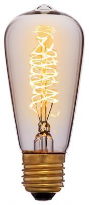 Лампа накаливания колба Sun Lumen E27 60W 2200K 052-245