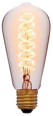Лампа накаливания колба Sun Lumen E27 60W 2200K 052-252