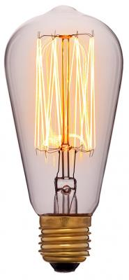 Лампа накаливания колба Sun Lumen E27 60W 2200K 053-228 sun lumen лампа накаливания sun lumen колба прозрачная e27 60w 053 228