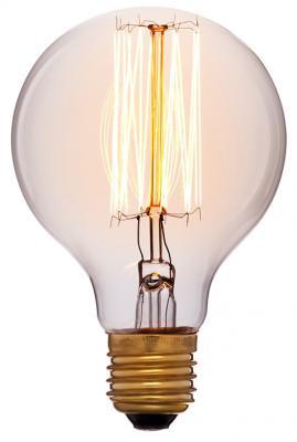 Лампа накаливания шар Sun Lumen E27 60W 2200K 052-276