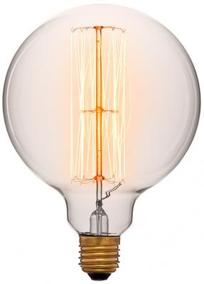 Лампа накаливания шар Sun Lumen G125 F2 E27 60W 2200K 053-372