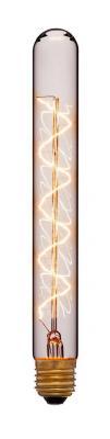 Лампа накаливания трубчатая Sun Lumen E27 60W 2200K 053-730