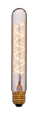Лампа накаливания трубчатая Sun Lumen E27 60W 2200K 053-884