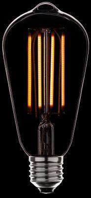 Лампа светодиодная груша Sun Lumen 056-762 E27 4W 2000K диммируемая