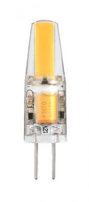 Лампа светодиодная колба Gauss G4 2W 2700K 107707102