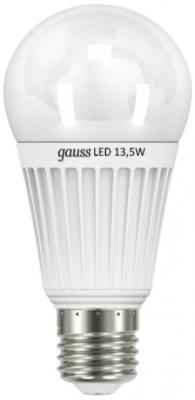 Лампа светодиодная шар Gauss E27 13.5W 4100K LD102502213