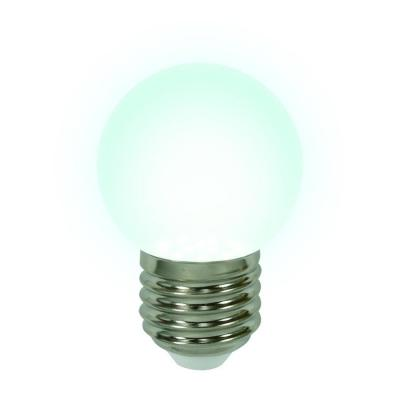 Лампа светодиодная шар Uniel 04463 E27 0.65W 4000K LED-G45-0,65W/CW/E27