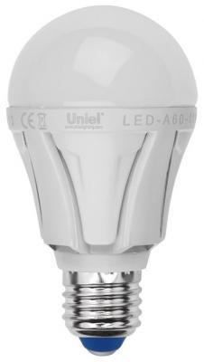 Лампа светодиодная груша Uniel Palazzo E27 11W 3000K LED-A60-11W/WW/E27/FR ALP01WH