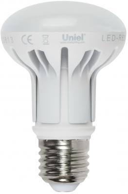 Лампа светодиодная рефлекторная Uniel Merli E27 11W 3000K LED-R63-11W/WW/E27/FR