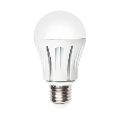 Лампа светодиодная груша Uniel Merli E27 9W 3000K LED-A60-9W/WW/E27/FR ALM01WH