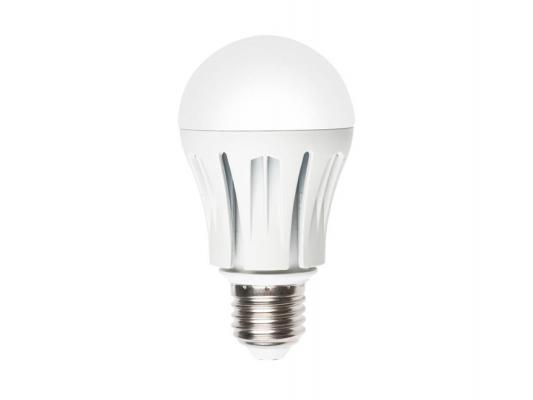 Лампа светодиодная груша Uniel Merli E27 9W 4500K LED-A60-9W/NW/E27/FR ALM01WH