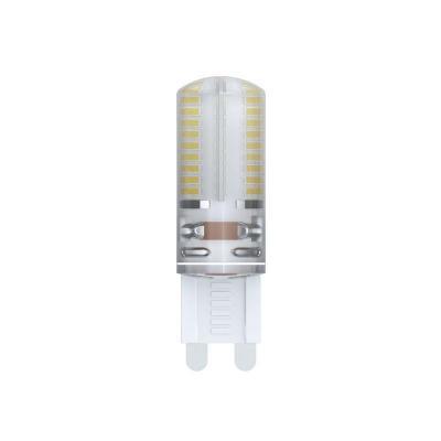 Лампа светодиодная капсульная Uniel G9 6W 3000K LED-JCD-6W/WW/G9/CL
