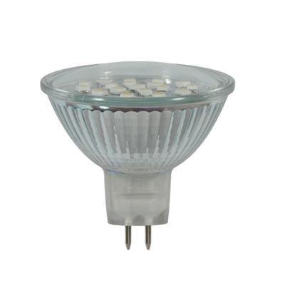 Лампа светодиодная полусфера Uniel 04018 GU5.3 1.5W 3200K LED-MR16-SMD-1,5W/WW/GU5.3