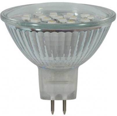 Лампа светодиодная полусфера Uniel 05860 GU5.3 2.4W 3000K LED-MR16-SMD-2,4W/WW/GU5.3
